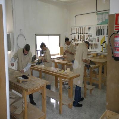 Cecyte hidalgo colegio de estudios cient ficos y for Construccion de muebles de madera